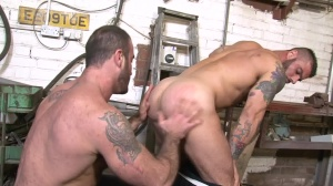 Late For Work - Spencer Reed and Alex Marte booty stab