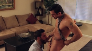 Bus Stop Flirting - Phenix Saint with Tommy Defendi pooper Hump