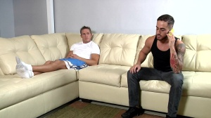 Heads Or Tails - Bryce Star and Ryan Rockford ass Love