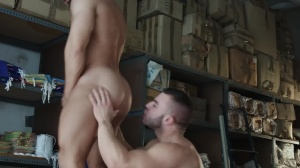 Heart's crave - Francois Sagat and Diego Reyes anal plow