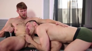 Poetic - Colby Keller and Jacob Peterson ass Hook up
