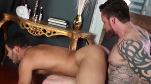 From A(pp) To Z - Jordan Levine and Kaden Alexander anal sex