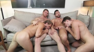 His Royal Highness - Connor Maguire, Jimmy Durano anal Nail