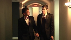 Homecoming Night - Anthony Verusso and Mike Edge anal-copulation