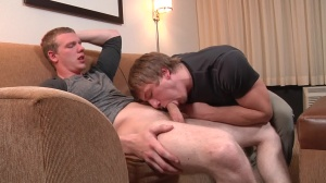 Online Buddy - Tom Faulk with Johnny Forza pooper Hook up