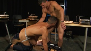 studs In Crack - plow