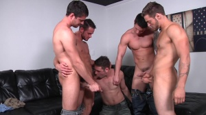 Brother Husbands - Duncan darksome, Donny Wright large anal Nail