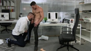 Defiance - Paddy O'Brian with Victor D'Angelo butthole Hook up