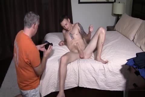 Daddy Breeds nasty twink With taut Little anal