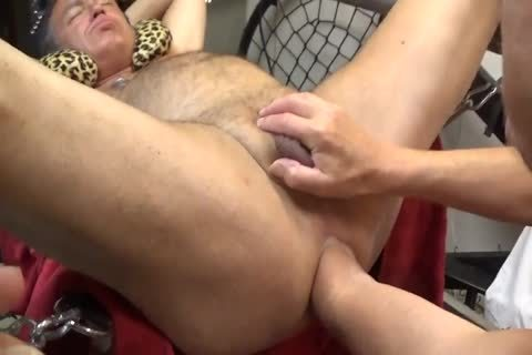 Fist Party In Denmark. Getting Fisted By Two studs And fucked