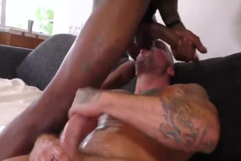 Sean Duran acquire drilled By Ray Diesel And unfathomable Dicc
