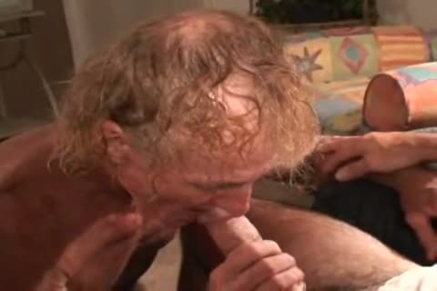 Two daddy Homeless fuck