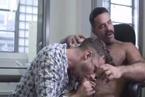 The Office, Part 1 – Teddy Torres nails Damon Heart bare