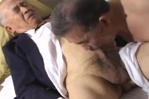 Japanese daddy man In Suit 2