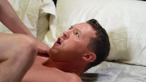 DrillMyHole: Joey Mills together with Pierce Paris face fuck