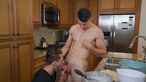 Mise En Pl-pooper: bareback - Roman Todd with Michael Jackman American Hook up