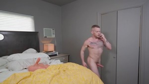 penis swap - Alex Mecum and Jeremy Spreadums American Sex