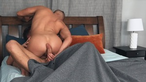 don't Overthink It: bareback - Jake Porter with JJ Knight American Hook up
