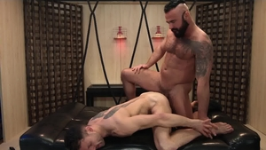 DrillMyHole: Muscle Jessy Ares craving sex scene