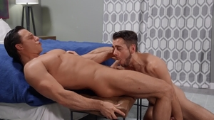 DrillMyHole: Bareback deepthroat Dante Colle and Ty Mitchell