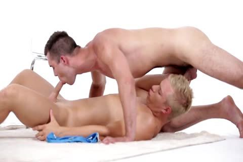It S A Flip Flop plowing dream As Two Uber lusty fellows Turn