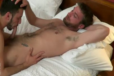Corbin Riley And Aiden Woods bare In Little Rock