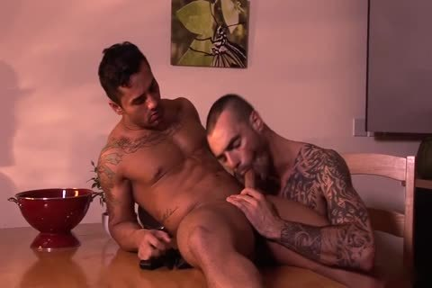 Bruno Bernal And Issac Jones Hung Suited And horny