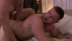 IconMale.com: Nick Sterling demonstrates big penis