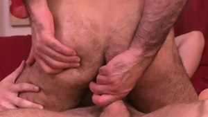 IconMale: Ramming hard amongst hairy mature Calvin Banks in HD