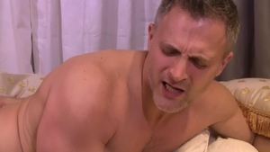 IconMale.com: Gay Roman Todd playing with Brendan Cage