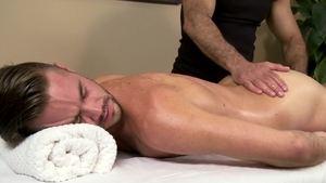 IconMale: Muscled Mike Demarko rushes hard pounding HD