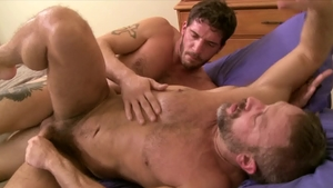 Icon Male - Ty Roderick with Dirk Caber butt sex