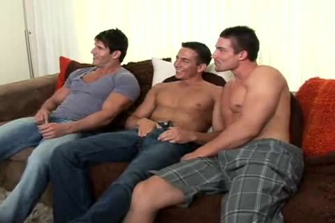jerk off Each Other In Front Of A Porno