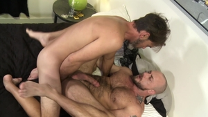 ExtraBigDicks.com - Gay Joe Parker feels up to hard pounding