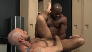 ExtraBigDicks - European Aaron Trainer rimming