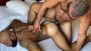 ExtraBigDicks: Gay Alex Tikas having fun with Atlas Grant