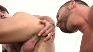 DylanLucas: Dominic  Pacifico throat fucking