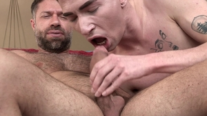 Dylan Lucas: Young twink Tristan Jaxx feels like hard pounding