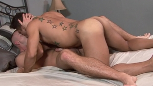PrideStudios.com: Athletic Jessie Colter brunette rimming porn
