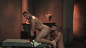 Raging Stallion - Ace Era together with Tex Davidson rimming