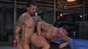 HotHouse.com: Boomer Banks butt fucked