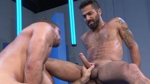 RagingStallion.com - Adam Ramzi with Wesley Woods rimming